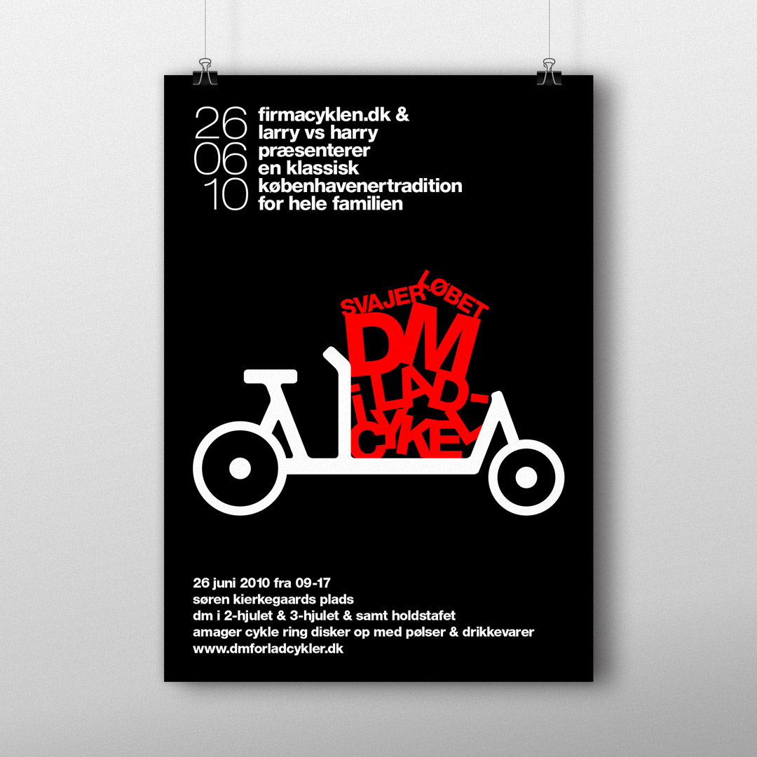 Svajerløb 2010: Copenhagen Cargo Bike Races