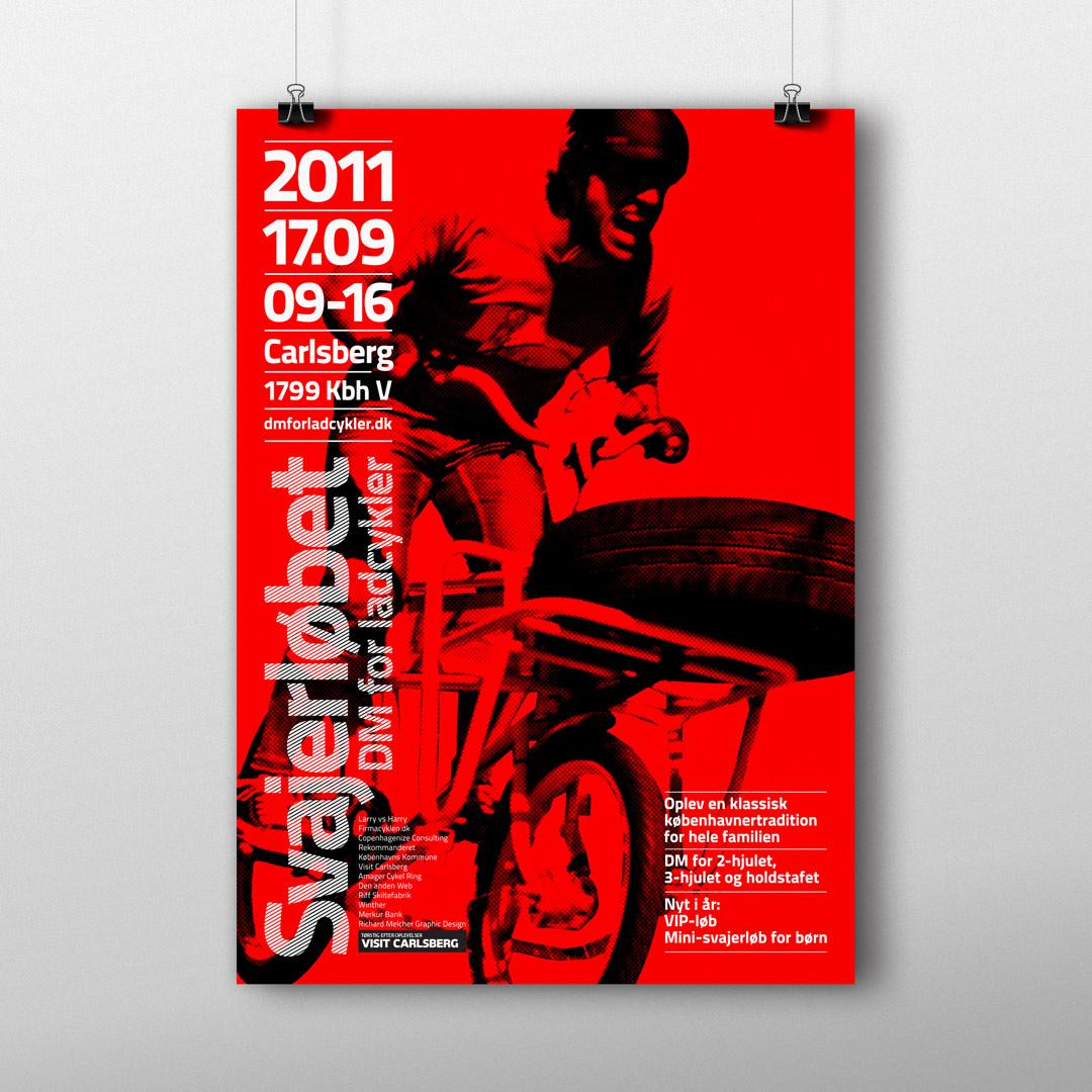 Svajerløb 2011: Copenhagen Cargo Bike Races