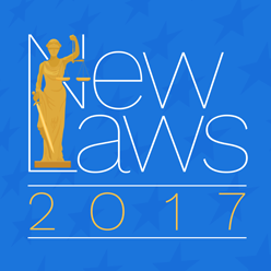 New Laws 2017